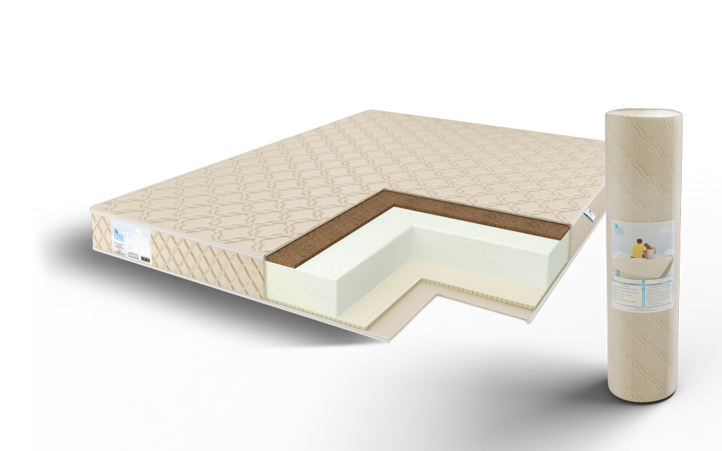 Матрас Comfort Line Cocos-Latex Eco Roll + фото