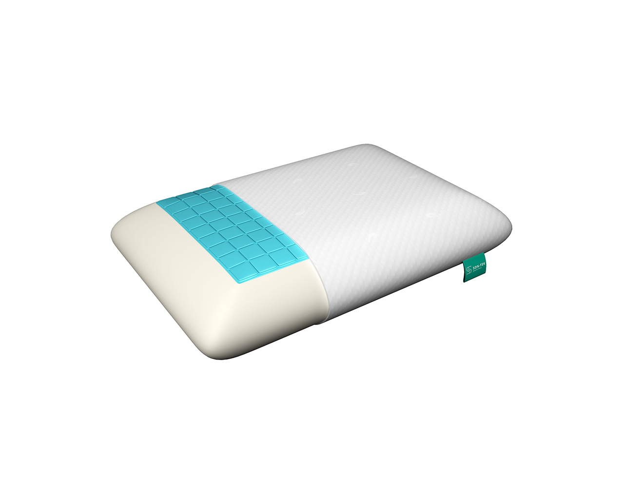 Подушка ортопедическая Sleeptek Norma-Gel