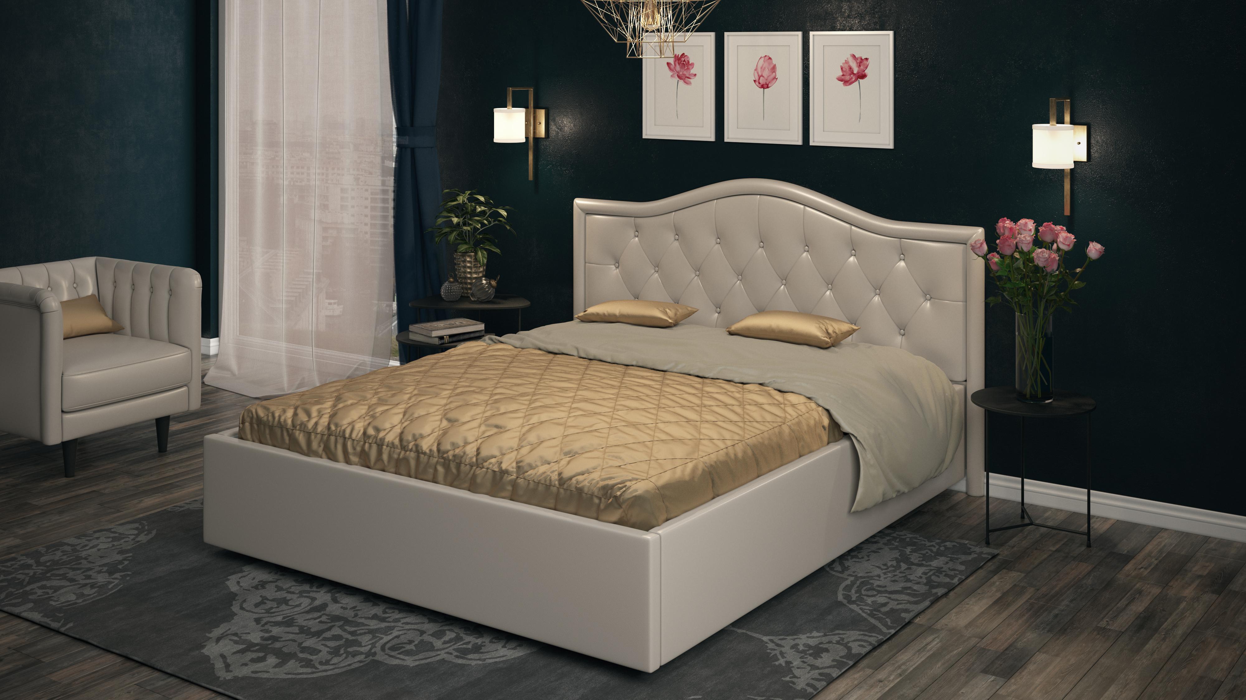 Кровать Benartti Greta Box Кровать Greta Box фото