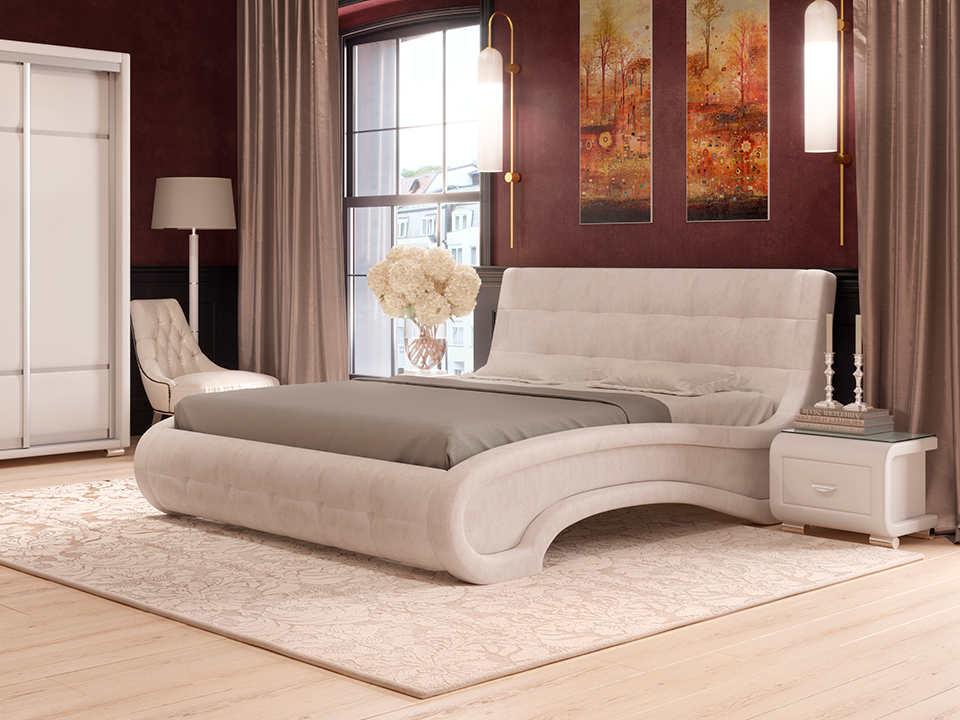 Кровать Орматек Leonardo Кровать Leonardo фото