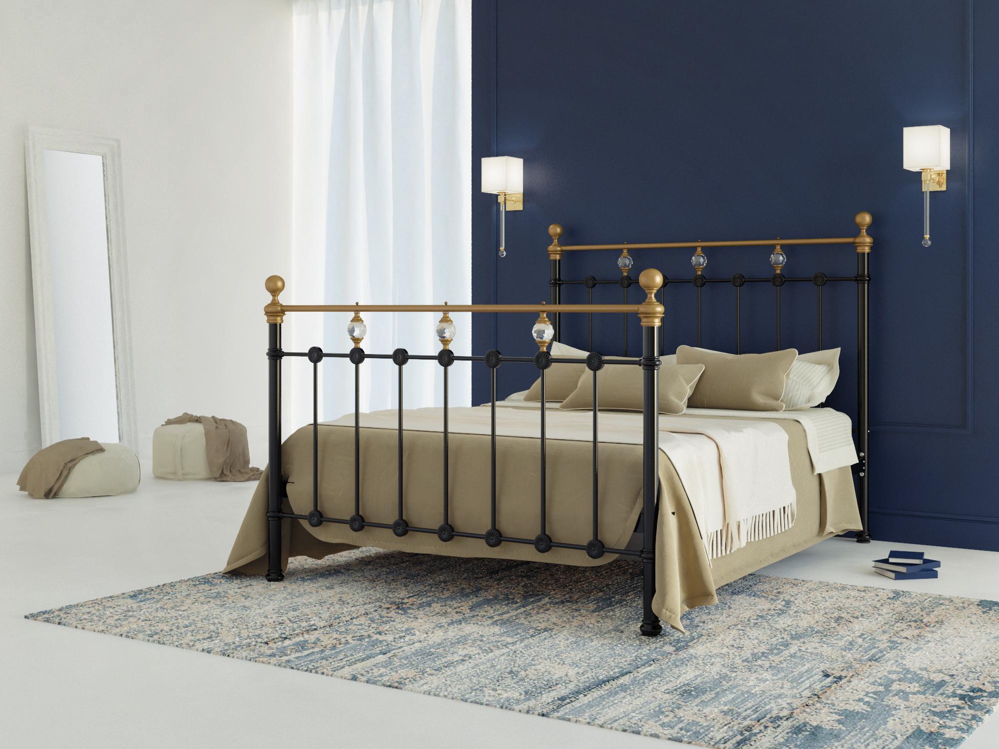 Кровать Originals by Dreamline Crystal фото