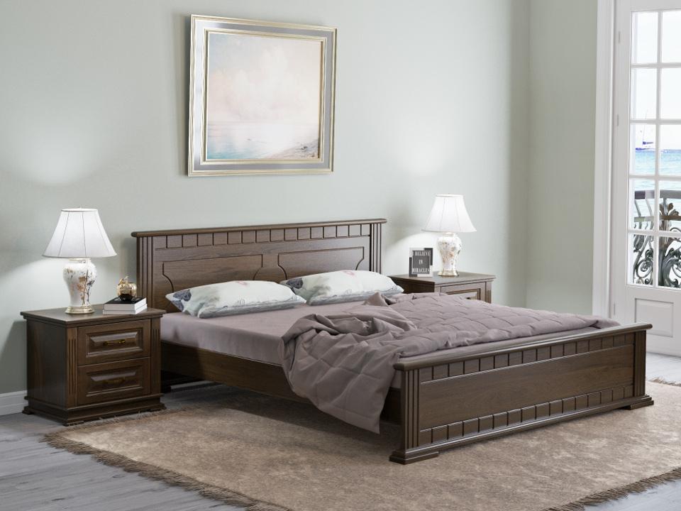 Кровать Райтон Milena Кровать Milena фото