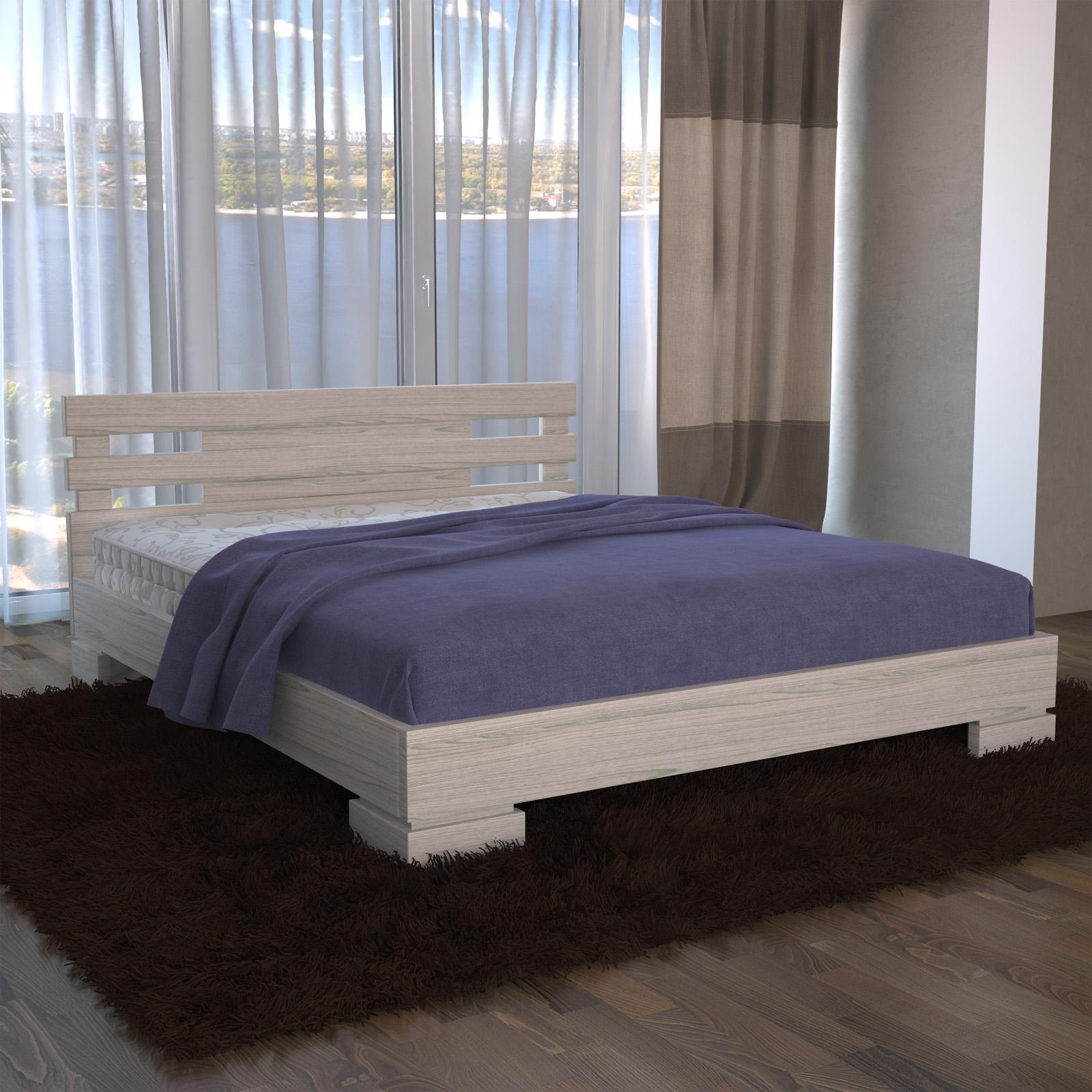 Кровать DreamLine Варна 1 (Ясень) Кровать Варна 1 (Ясень) фото