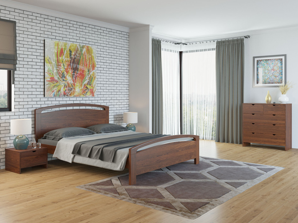 Кровать Райтон Веста 1-М-R Кровать Веста 1-М-R фото