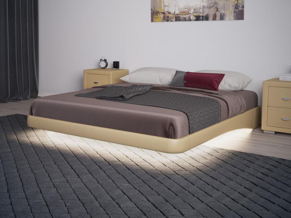 Кровать Орматек Парящее основание Кровать Парящее основание фото