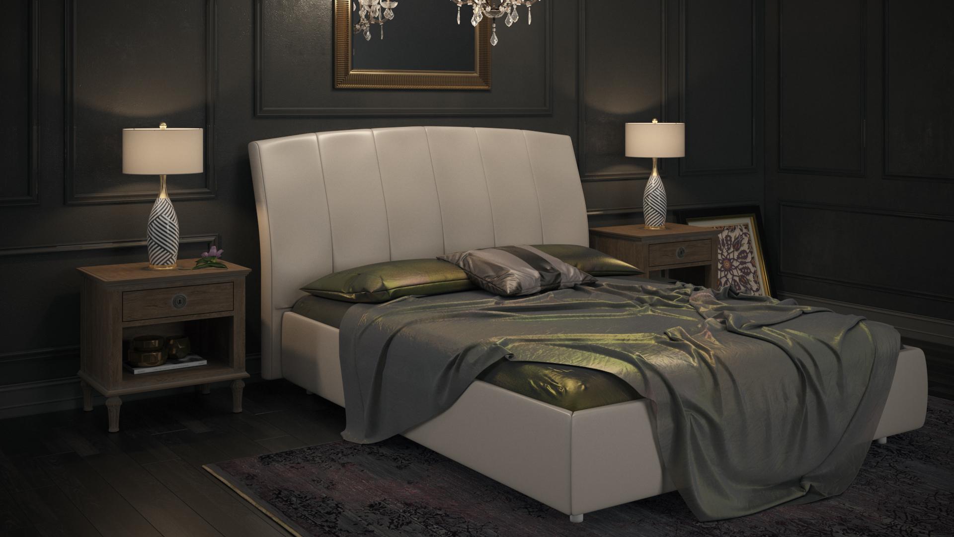 Кровать Benartti Riana Кровать Riana фото