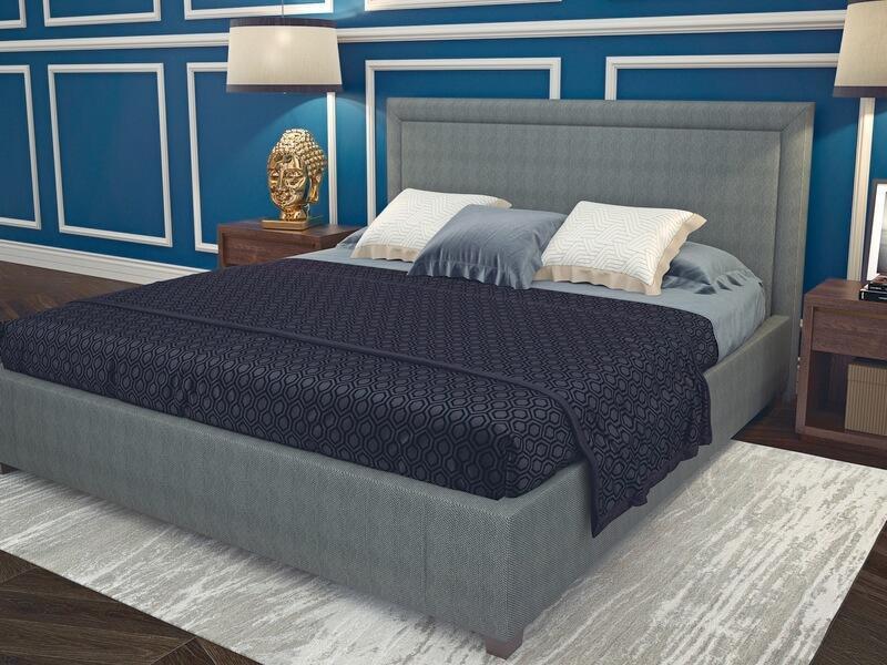 Кровать Perrino Фьюджи с основанием Кровать Фьюджи с основанием фото