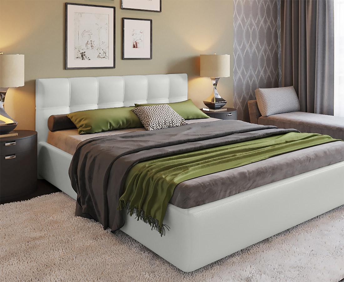 Кровать Perrino Сандра 2.0 с подъемным механизмом