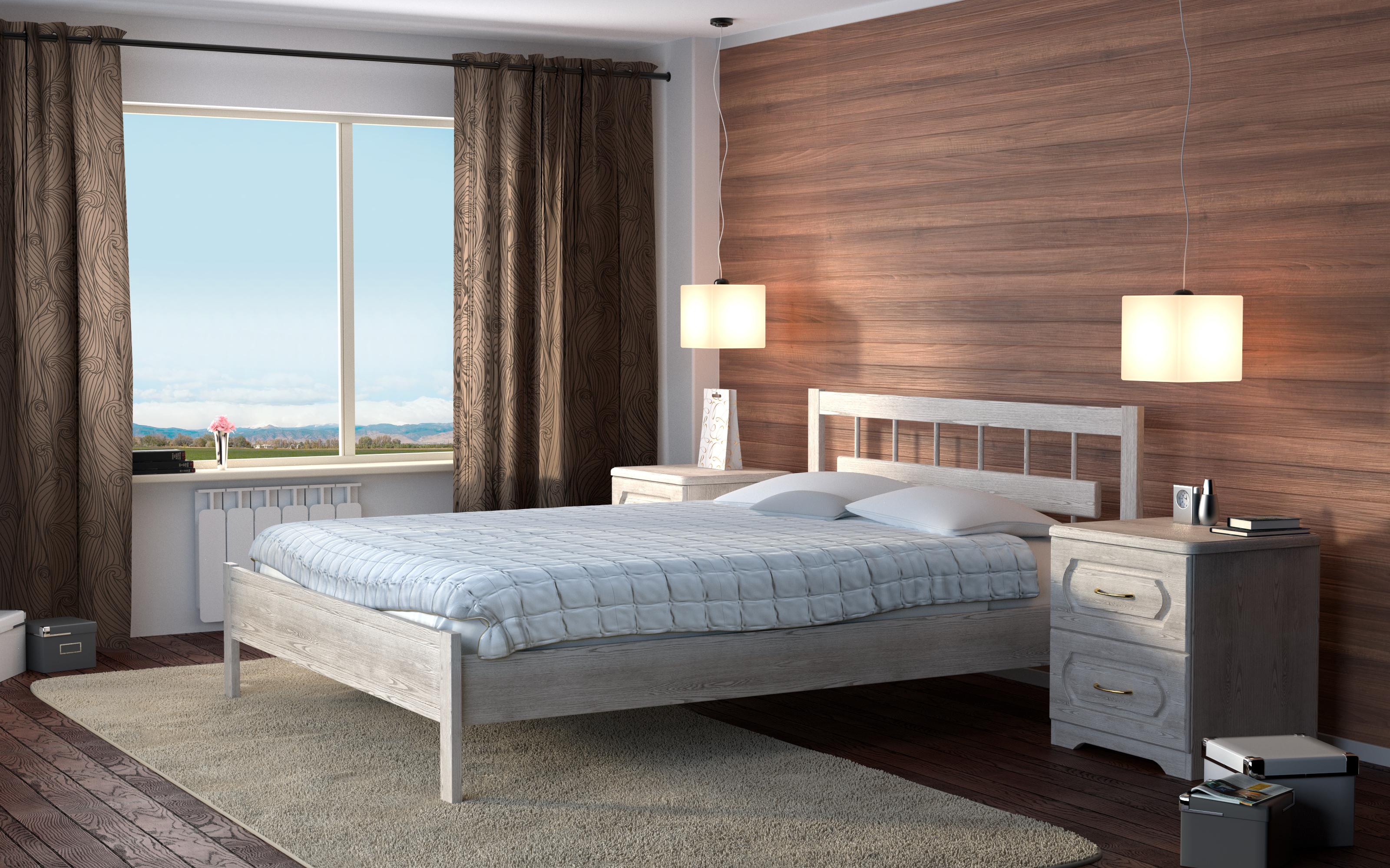 Кровать DreamLine Троя 1 (Ясень) Кровать Троя 1 (Ясень) фото