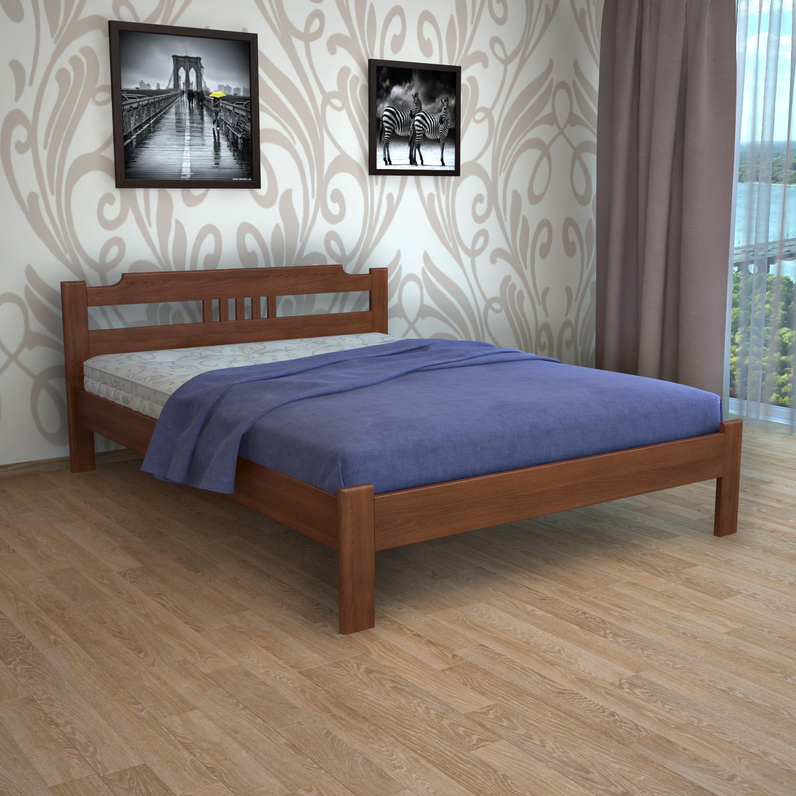 Кровать DreamLine Бельфор 1 (Ясень) Кровать Бельфор 1 (Ясень) фото