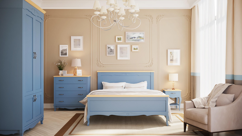 Кровать DreamLine Кассис Кровать Кассис фото