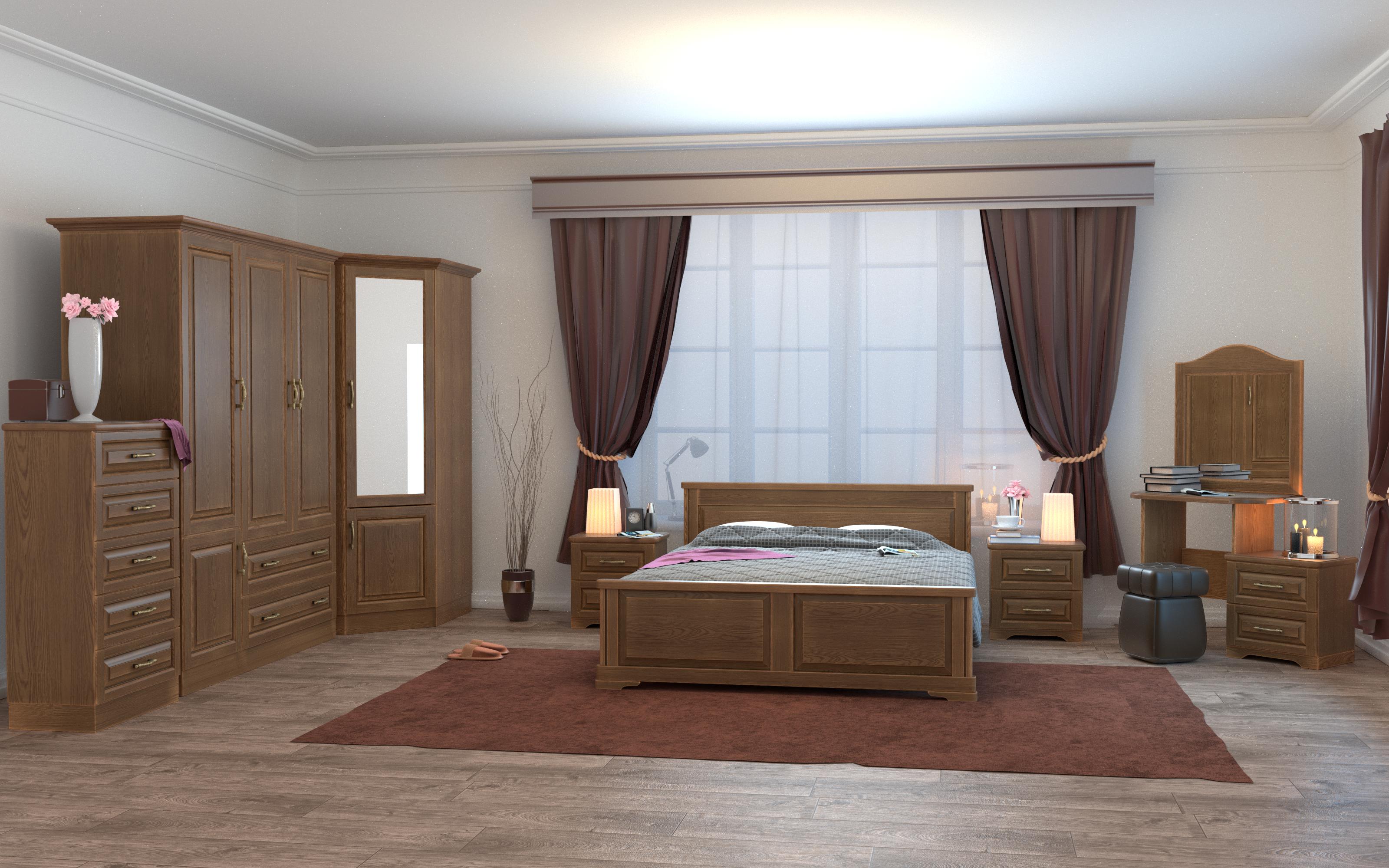 Кровать DreamLine Эдем Лайт (Бук) Кровать Эдем Лайт (Бук) фото