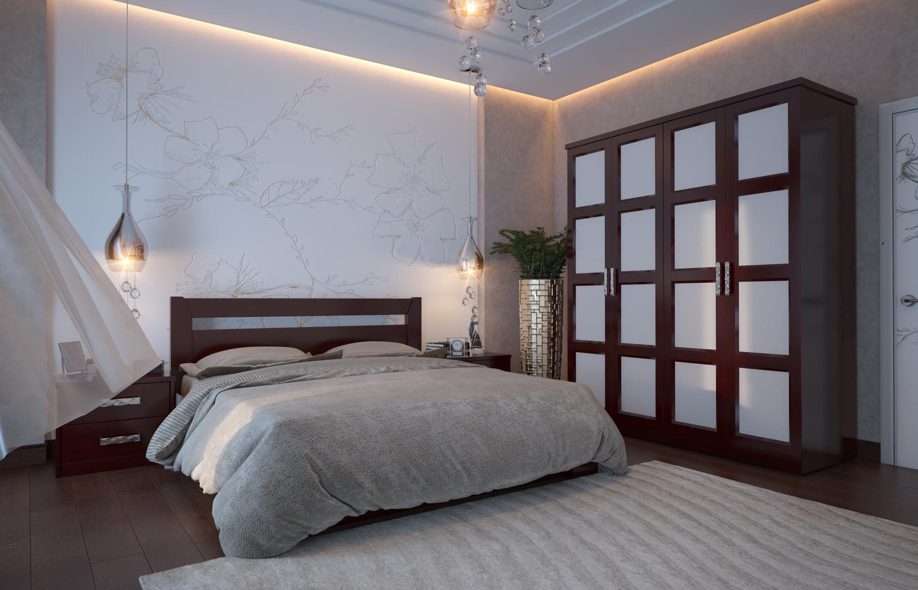Кровать DreamLine Парма (Ясень) Кровать Парма (Ясень) фото
