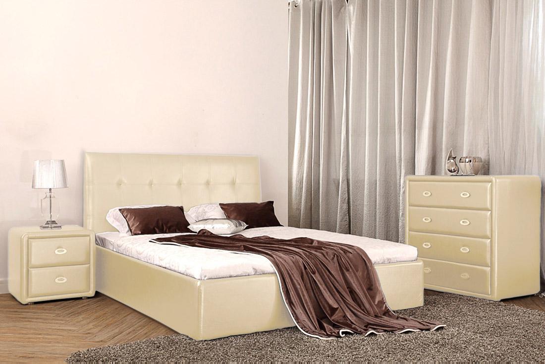 Кровать Perrino Ника 3.0 с подъемным механизмом