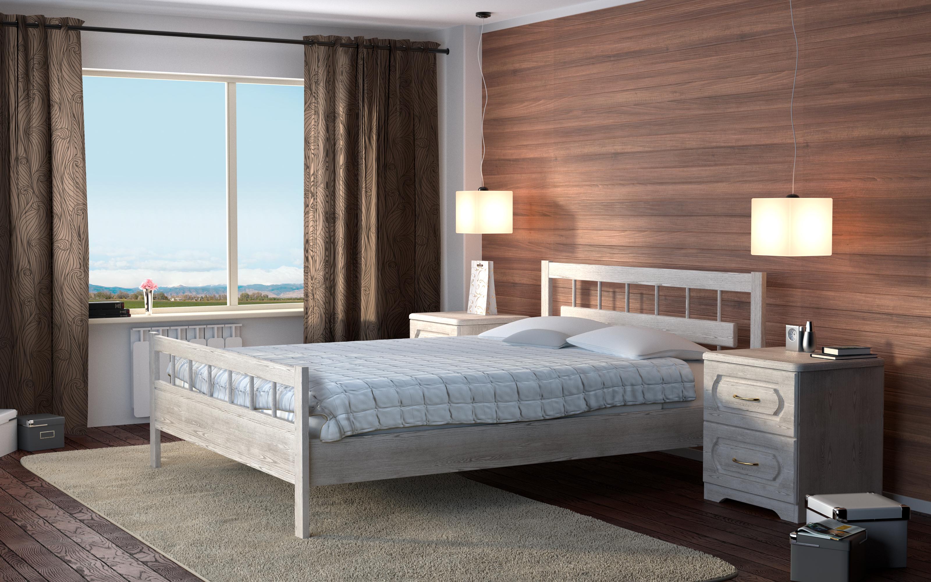 Кровать DreamLine Троя (Бук) Кровать Троя (Бук) фото