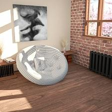 Матрас Mr.Mattress Futon Genso Рисунок 3